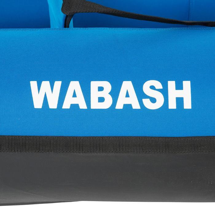 Kajak aufblasbar Wabash 2-Sitzer blau