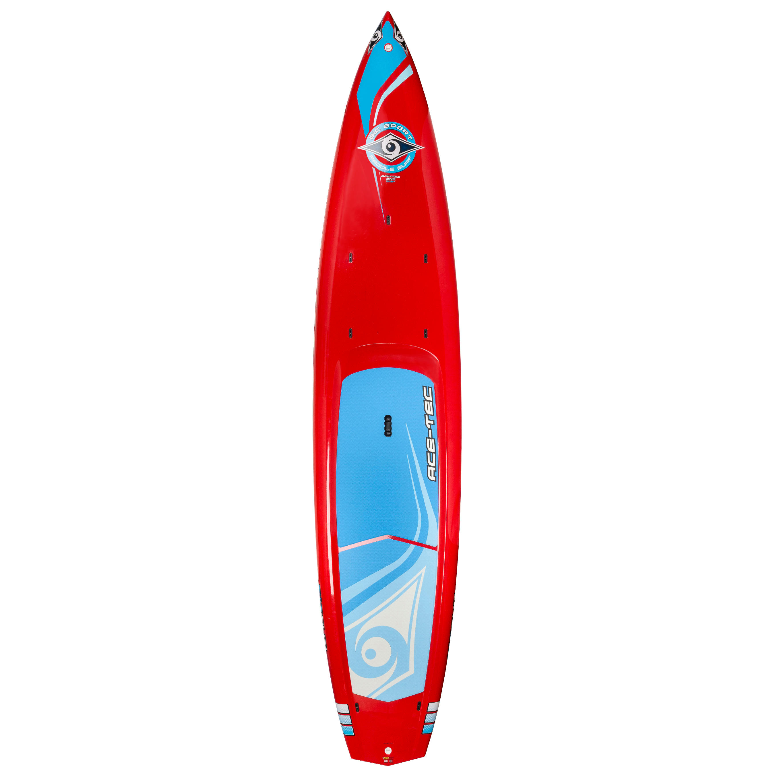 Bic sport Stand-up paddle hardboard Ace-Tec Wing 12'6 rood