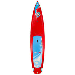 Stand-up paddle hardboard Ace-Tec Wing 12'6 rood - 745141