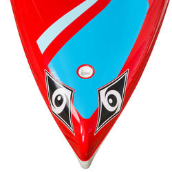 Stand-up paddle hardboard Ace-Tec Wing 12'6 rood - 745143