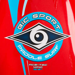 Stand-up paddle hardboard Ace-Tec Wing 12'6 rood - 745151