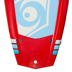 Stand-up paddle hardboard Ace-Tec Wing 12'6 rood - 745152