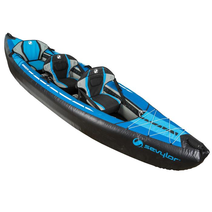 CANOE KAYAK GONFLABLE MINNESOTA 2 ou 3 Places - 745164