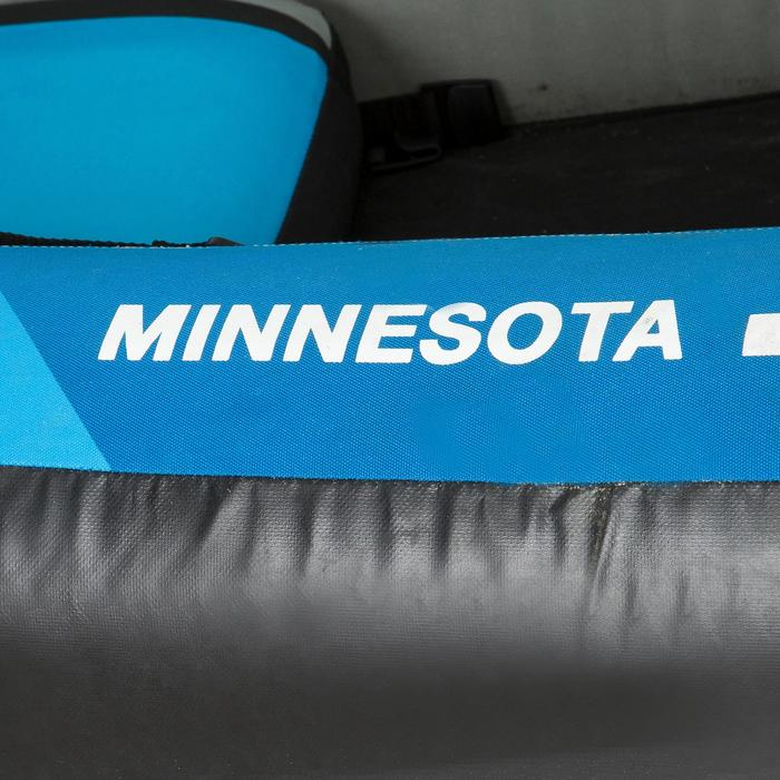 CANOE KAYAK GONFLABLE MINNESOTA 2 ou 3 Places - 745178