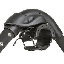 Windsurf giek aluminium 140/190 cm zwart