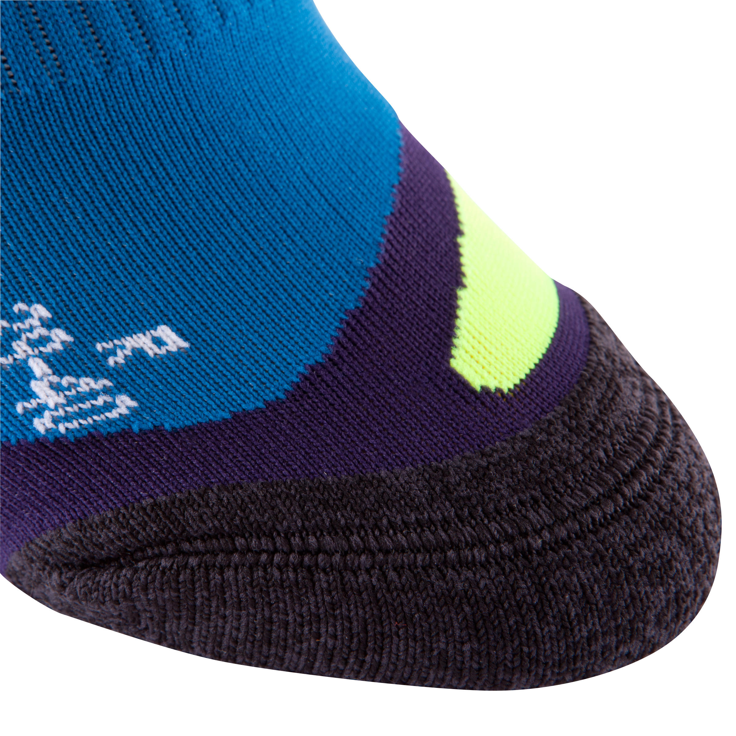 Kiprun Strap Running Socks - Blue Purple