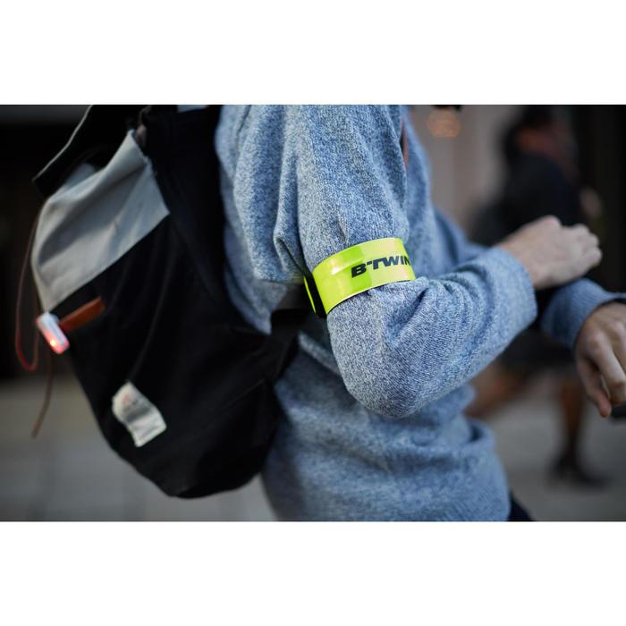 500 Visibility Armband - Yellow