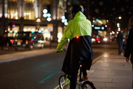 éclairage vélo decathlon