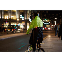 FIETSVERLICHTING OP LED CL 500 V/A BLAUW C USB