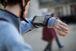 Smartphonehouder fiets 300 XL - 746978