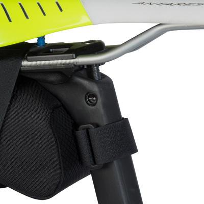 500 حقيبة مقعد دراجة S 0.4 لتر - أسود