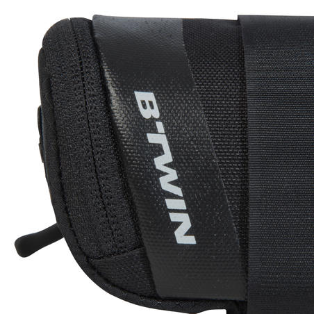 500 Bike Saddle Bag S 0.4L - Black