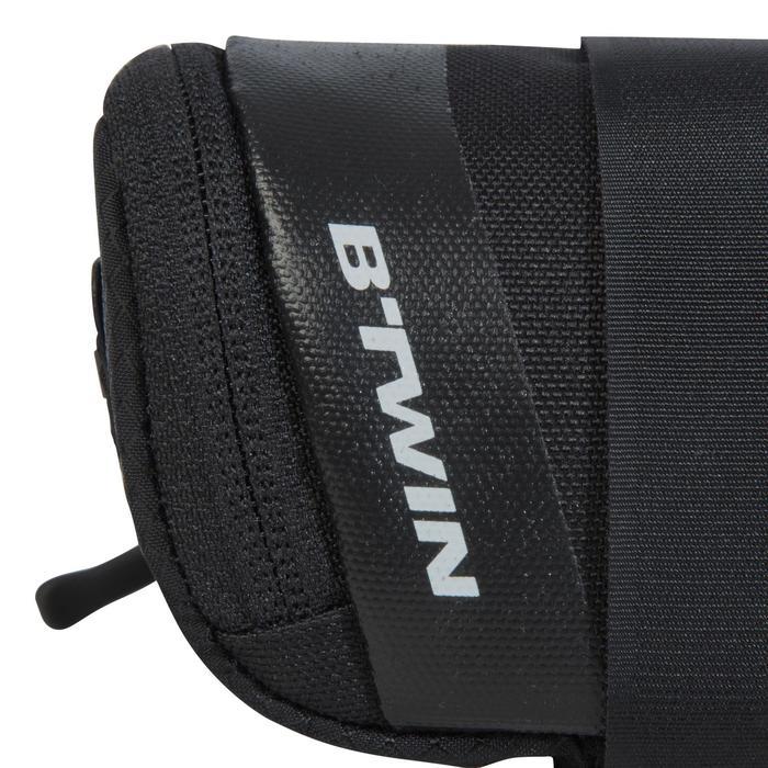 Satteltasche 500 S 0,4 Liter schwarz