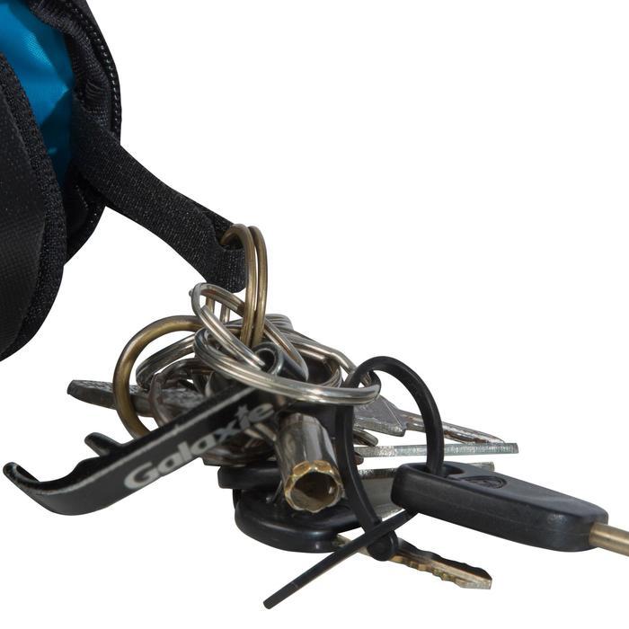 Zadeltas racefiets 500 S 0,4 l zwart