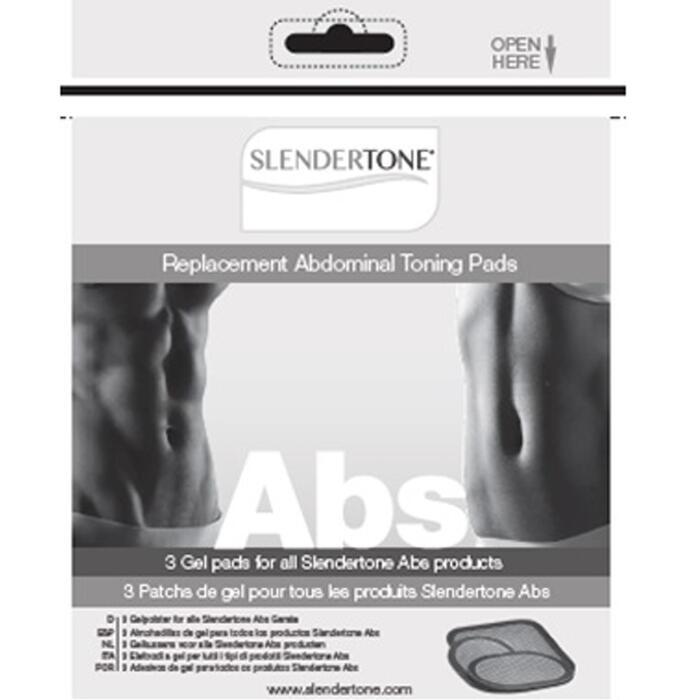 Elektroden für Gürtel Slendertone Abs3 / Abs7 / Connect Abs