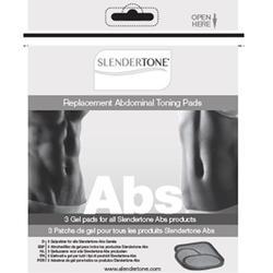 Elektroden voor buikspiergordel ABS