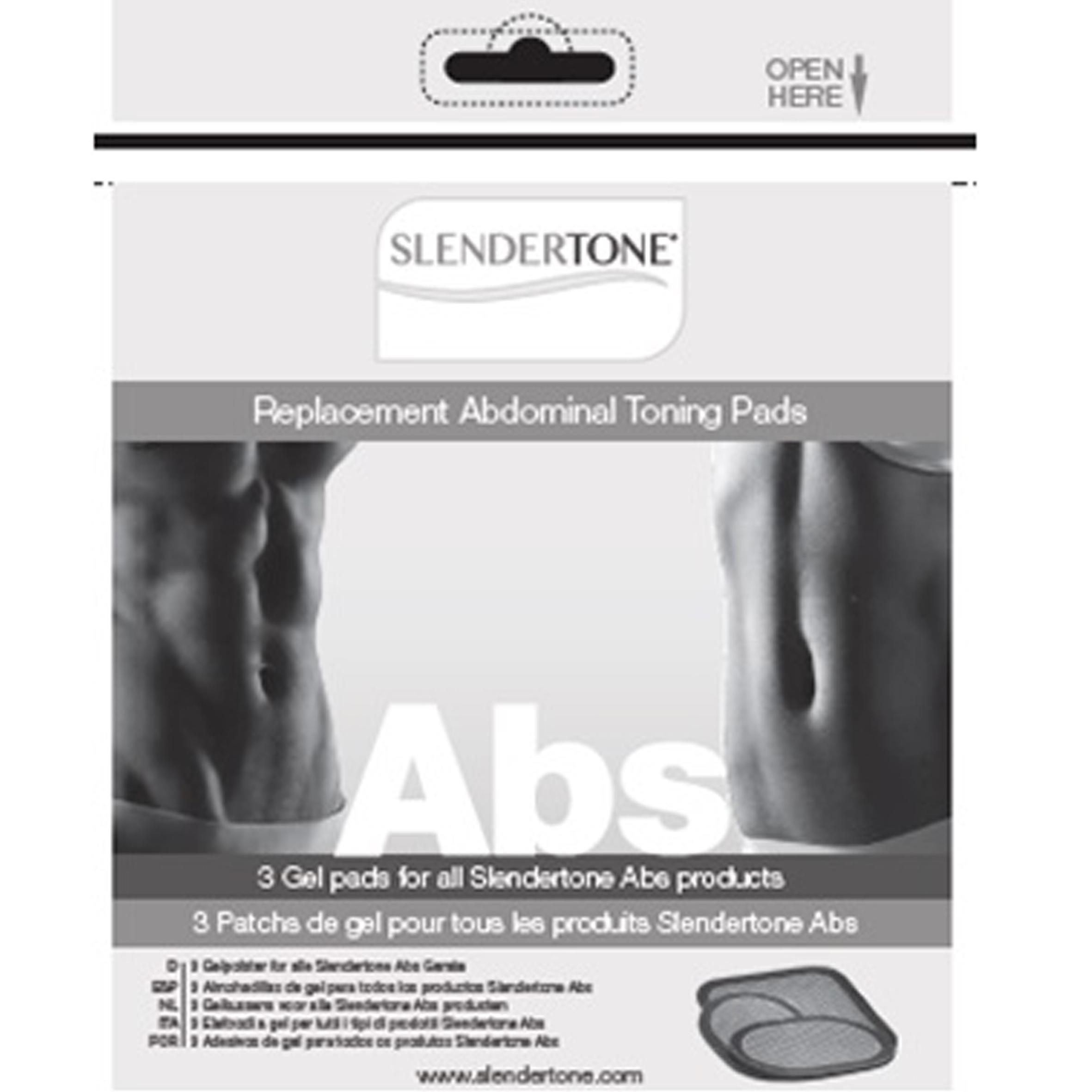 Slendertone Elektroden voor gordel Abs 3 / Abs 7 / Connect Abs kopen