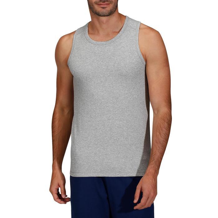 Débardeur Gym & Pilates homme - 747738