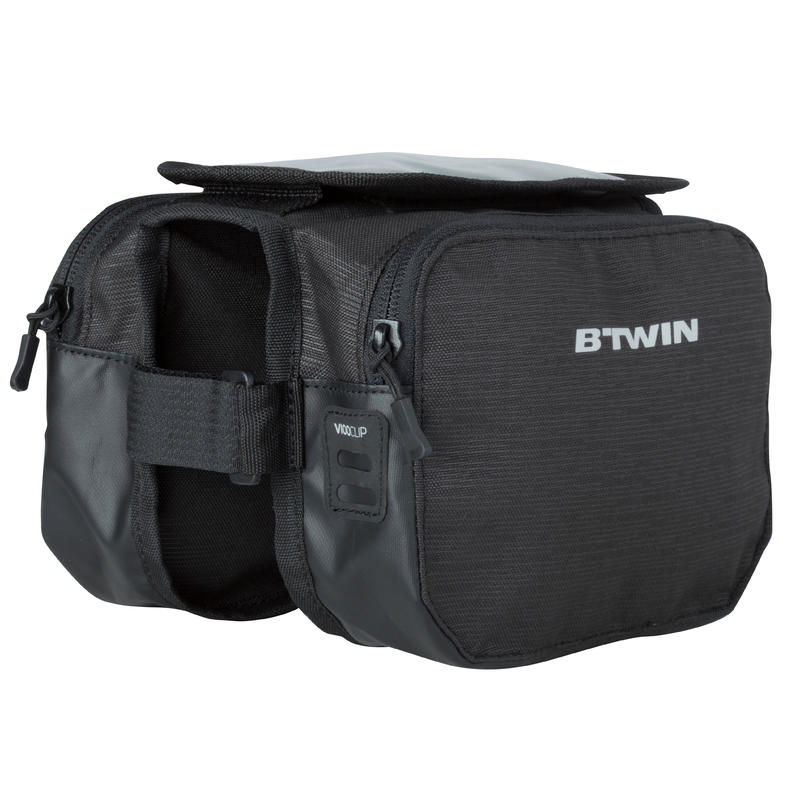 500 Double Bike Frame Bag 2L