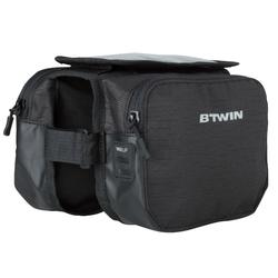 520 Bike Frame Double Bag 2L - Black