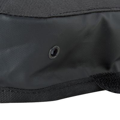 حقيبة مزدوجة 520 2 لتر - أسود