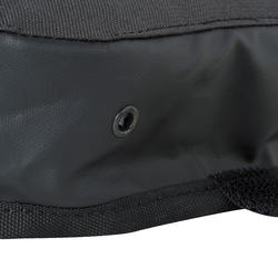 520 Double Bike Frame Bag 2L - Black
