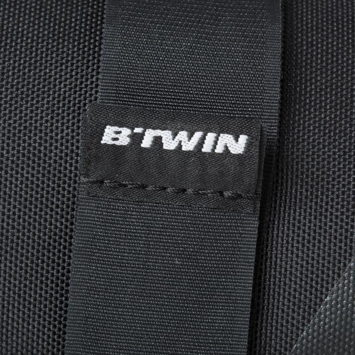 Satteltasche 500 M 0,6 Liter schwarz