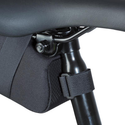 500 Saddle Bag M 0.6L - Black