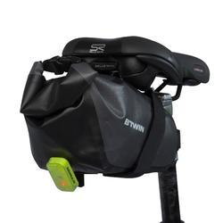 2.5 L自行車防水鞍座車包S 900 - 黑色