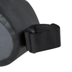 Satteltasche wasserdicht 900 2,5 Liter schwarz