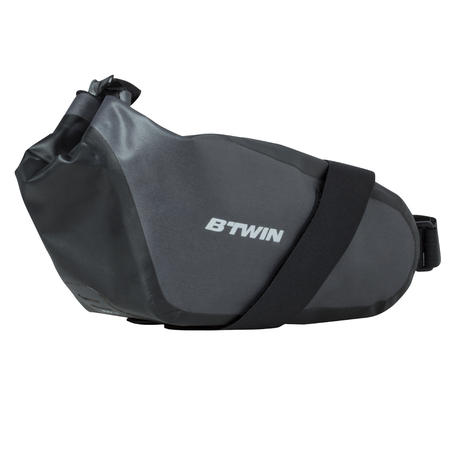 Bike Waterproof Saddle Bag S 2.5 L 900 - Black