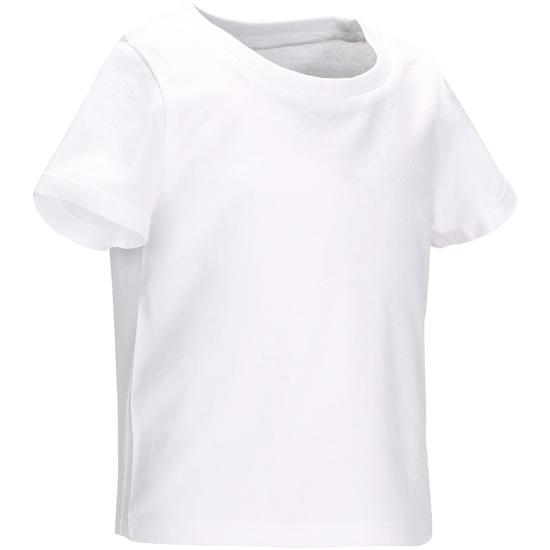 Gym T-shirt met korte mouwen voor peuters - 748920