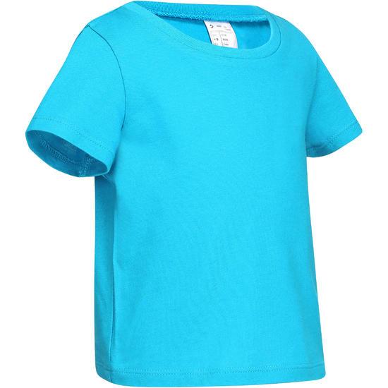 Gym T-shirt met korte mouwen voor peuters - 748932