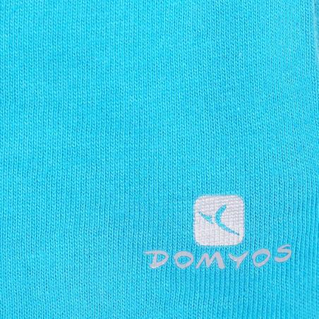 100 Baby Short-Sleeved Gym T-Shirt - Biru