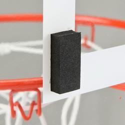 Basketballkorb Set Mini B DeLuxe Wandbefestigung Kinder/Erwachsene