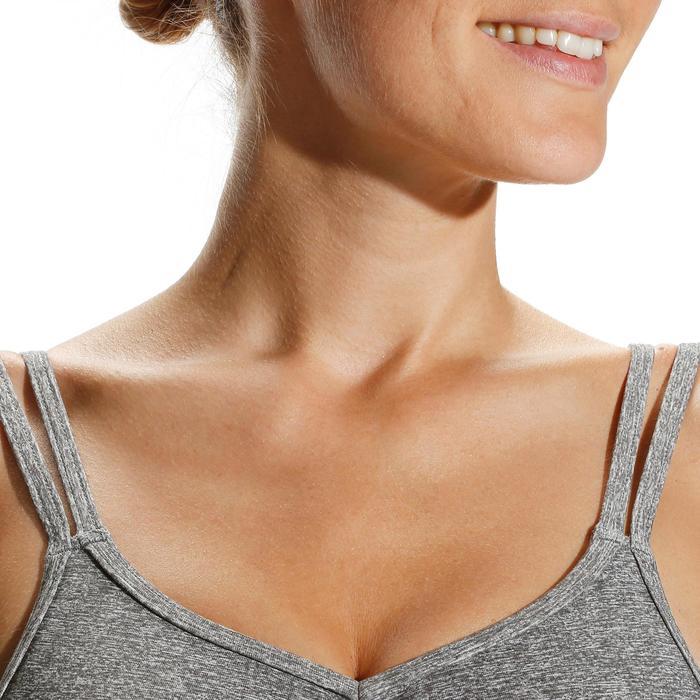 Justaucorps qui maintient votre poitrine femme - 749526