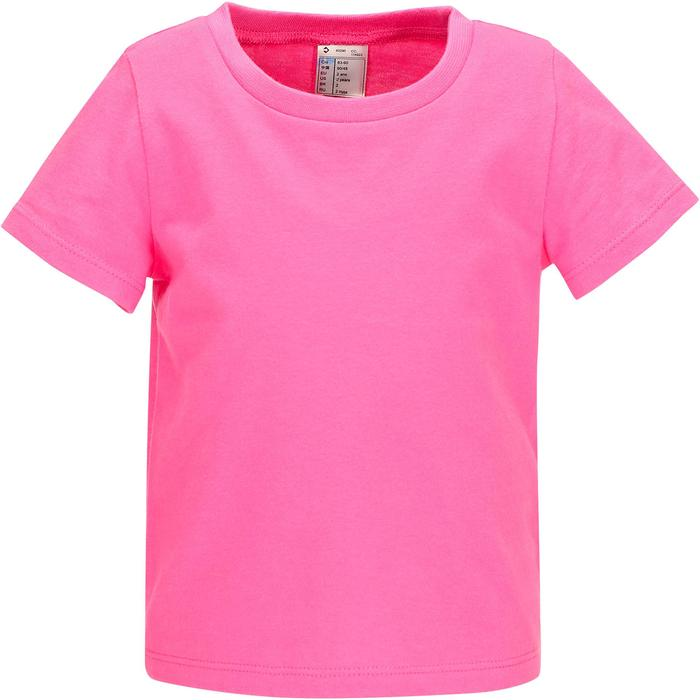 T-Shirt manches courtes 100 Baby Gym - 749740