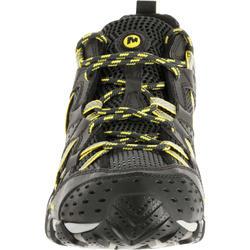 Luchtige wandelschoenen voor heren Merrell Maipo zwart/geel - 749747