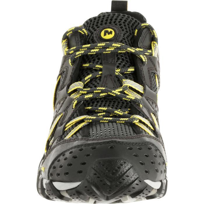 Chaussures de randonnée nature Merrell Maipo noir/jaune homme - 749747