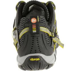 Luchtige wandelschoenen voor heren Merrell Maipo zwart/geel - 749748