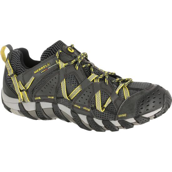 Luchtige wandelschoenen voor heren Merrell Maipo zwart/geel - 749750