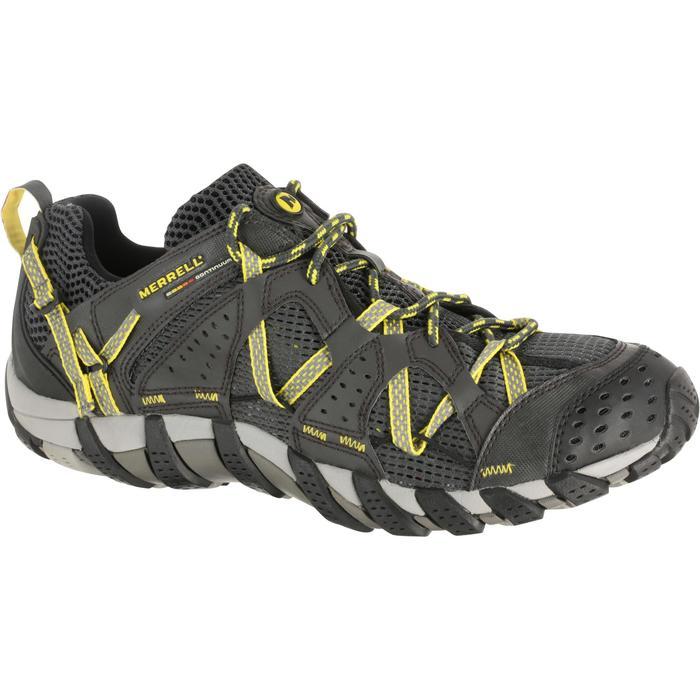 Chaussures de randonnée nature Merrell Maipo noir/jaune homme - 749750