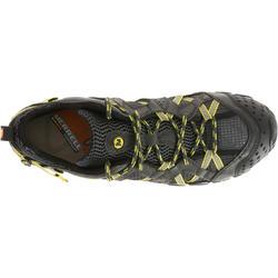 Luchtige wandelschoenen voor heren Merrell Maipo zwart/geel - 749751