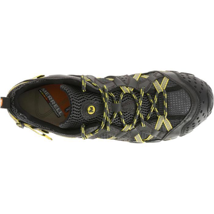 Chaussures de randonnée nature Merrell Maipo noir/jaune homme - 749751