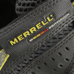 Luchtige wandelschoenen voor heren Merrell Maipo zwart/geel - 749759
