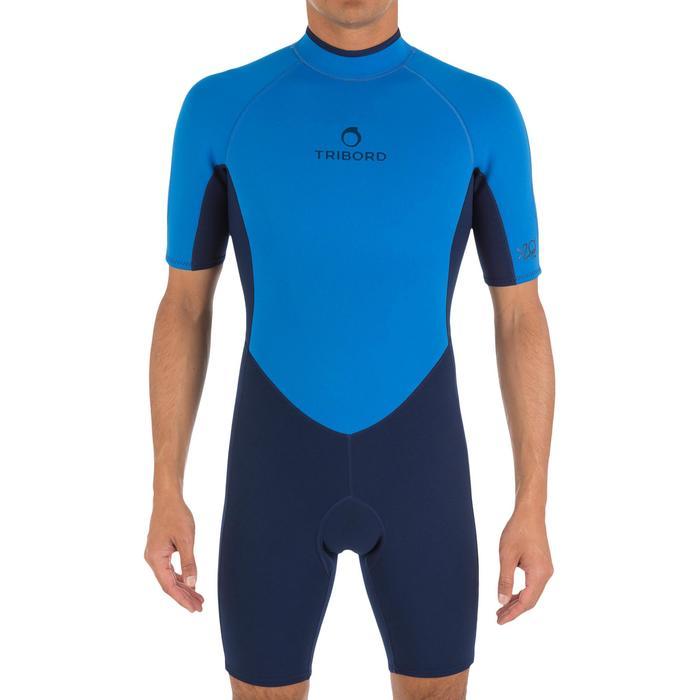 Combinaison Surf shorty100 Néoprène Homme - 749908