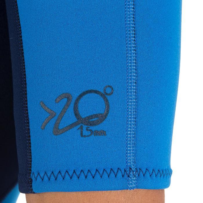 Combinaison Surf shorty100 Néoprène Homme - 749914