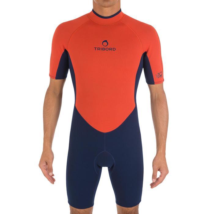 Combinaison Surf shorty100 Néoprène Homme - 749920