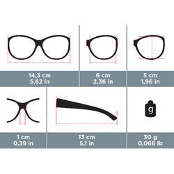 Overzetzonnebril voor volwassenen MH OTG 500W polariserend categorie 3