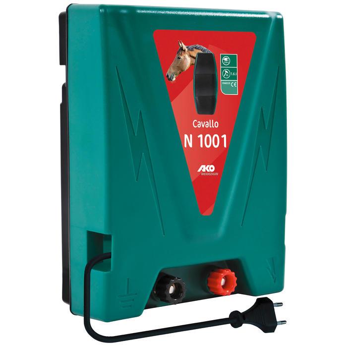 Electrificateur pour clôture équitation CAVALO 230V - 750366